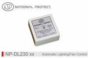 کنترلر هوشمند روشنایی و تهویه سرویس بهداشتی