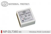 کنترلر RGB بی سیم - 100 وات