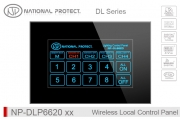 پنل لمسی کنترل روشنایی بی سیم - 32 کانال